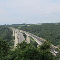 Photos: 長井坂城(渋川市・昭和村)より北景
