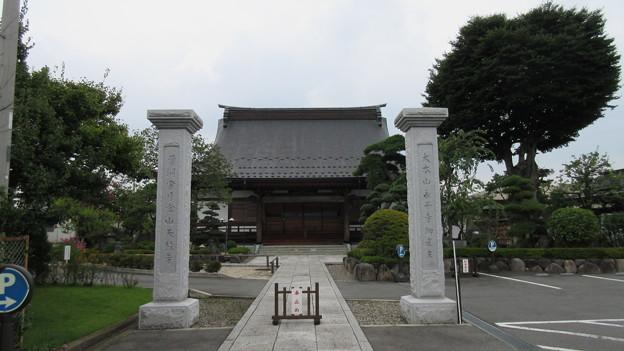 天桂寺(沼田市)本堂