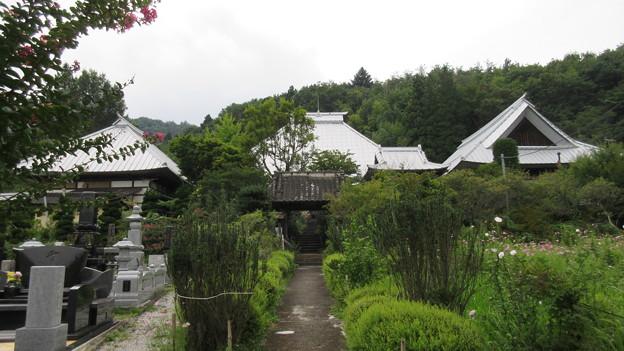 如意寺(みなかみ町)