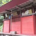 Photos: 観音山(滝峩山。東吾妻町)不動堂
