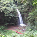 観音山(滝峩山。東吾妻町)不動の滝