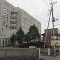 原町陣屋(東吾妻町。原町赤十字病院)