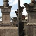 勝願寺(鴻巣市)伊奈忠次・忠治墓