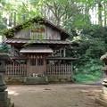八王子城(東京都八王子市)八王子神社