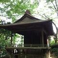 八王子城(東京都八王子市)神楽殿