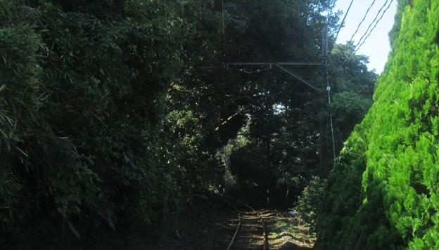 銚子電鉄(銚子市)本銚子~観音間