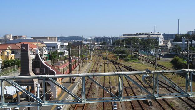 銚子電鉄(銚子市)銚子駅