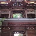 小野神社(多摩市)随神門