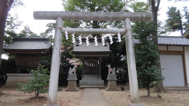 小野神社(多摩市)稲荷社