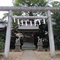 写真: 小野神社(多摩市)稲荷社