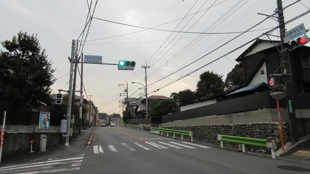 関戸古戦場(多摩市)旧鎌倉街道