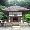 明月院(鎌倉市)開山堂