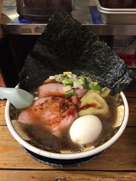 すごい煮干ラーメン凪 新宿ゴールデン街店本店