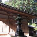 朝夷奈(朝比奈)切通(横浜市金沢区)拝殿