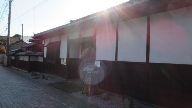 写真: 鷹匠町武家屋敷武鷹館(館林市)