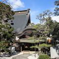 恵林寺(甲州市小屋敷)方丈