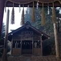 法華寺/上社神宮寺跡(諏訪市)墨縄神社
