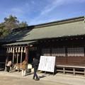 鷲宮神社(久喜市)拝殿