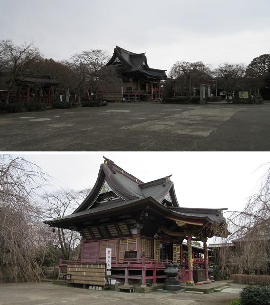 二十三夜尊 桂岸寺(水戸市)
