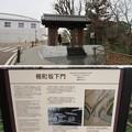 水戸城(茨城県)二の丸 柵町下門