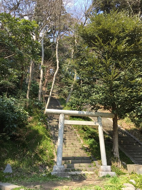 大江寛元・毛利季光・島津忠久墓(鎌倉市)