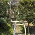 大江廣元・毛利季光・島津忠久墓(鎌倉市)