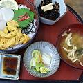 Photos: うにホタテ丼