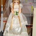 """Photos: ウェディングドレス""""スウィートメモリアル""""を着たファーストジェニー"""