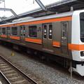JR東日本千葉支社 武蔵野線209系500番台(第75回皐月賞当日)