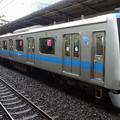 Photos: 小田急電鉄4000形によるJR東日本常磐線各停