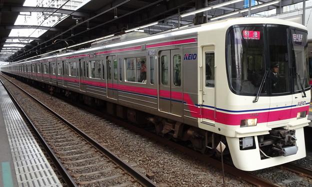 京王線系統8000系(天皇賞(秋)当日)