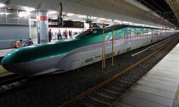 Photos: JR東日本東北・北海道新幹線E5系「はやぶさ33号」