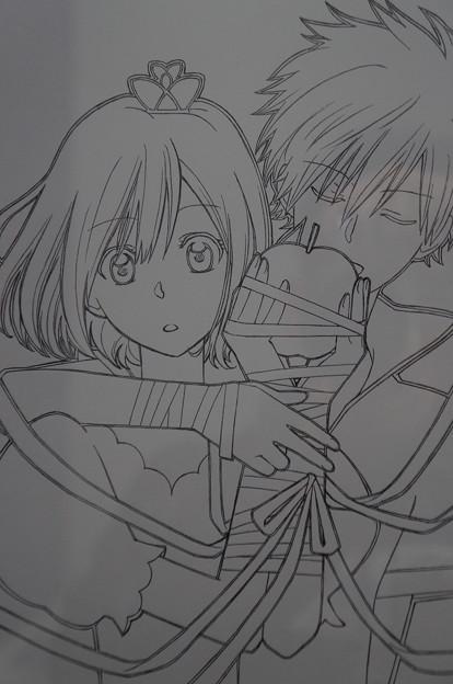 赤髪の白雪姫 アニメ原画