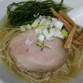 Photos: 塩ラーメン スープがうまし♪