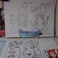コミック版 BanG Dream! バンドリ 原作者サイン入り色紙