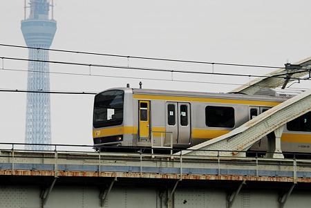総武線 E231系
