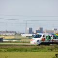 写真: 予讃線8000系アンパンマン列車