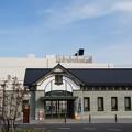 写真: 三津駅