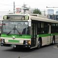 Photos: #201 都営バスP-M182(訓練車改造前) 2008.12.2