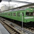 Photos: 奈良線クハ103-149F 2010.3.3