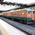 Photos: 両毛線115系 クハ115-1114F(高タカ) 2016.1.3