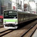 Photos: #731 山手線205系 東トウ8F 2003-2-2