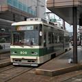 Photos: #808 広島電鉄C#808 2003-8-27