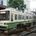 Photos: 広島電鉄C#3809B 2003-8-28