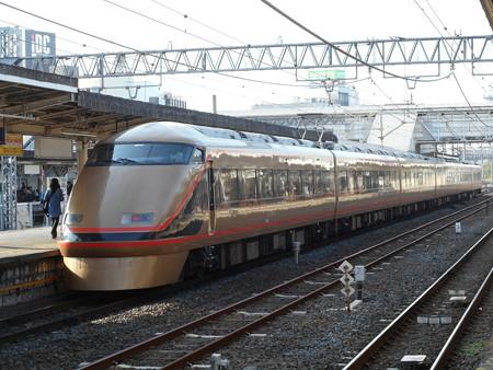 東武鉄道103F 2016-11-13