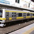 Photos: 中央・総武緩行線 クハ209-506 2012-11-11