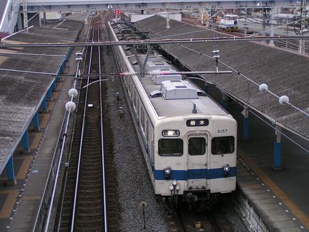 東武鉄道5157F 2005-12-11/1