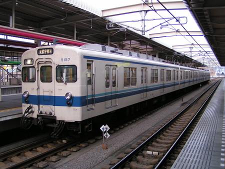 東武鉄道5157F 2005-12-11/3