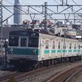 Photos: 常磐緩行線203系 東マト51F 2011-1-9