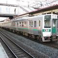 Photos: 719系クモハ719-34F+30F+20F+33F 2007-9-4